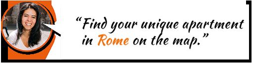 bedroom rome